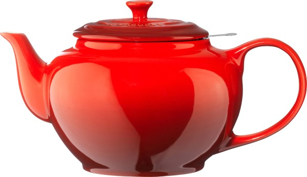 Le Creuset - stoneware jug classic 1,3 l, cherry red