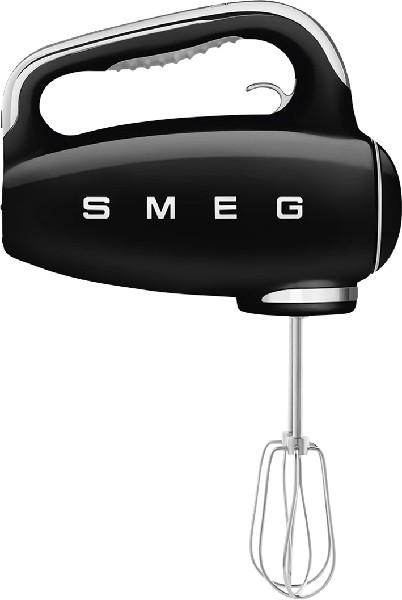 Smeg - Hand Mixer HMF01BLEU, black