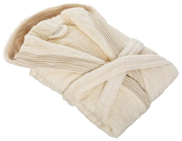 Möve hooded bathrobe