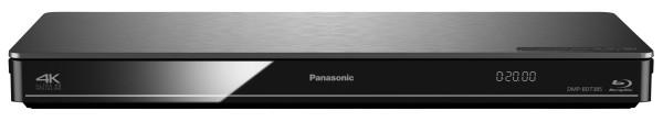Panasonic - Blu-ray Player DMP-BDT385, silber/schwarz silber/platin
