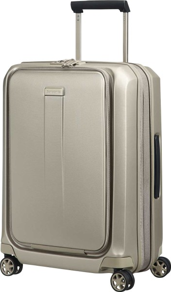 "Samsonite - extendable spinner ""Prodigy"" 55 cm, ivory gold"