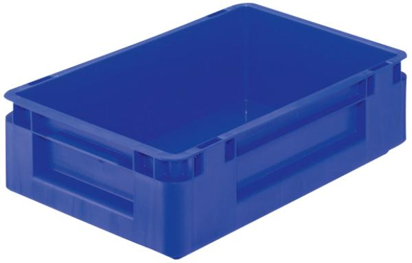 Euro-Transportbehälter 80 l, blau